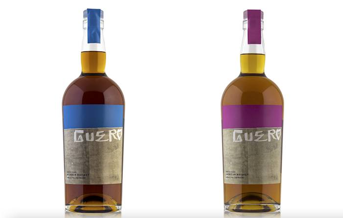 the Guero 17 year bourbon and 14 year American whiskey