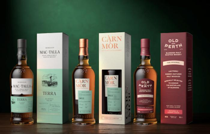 Morrison Distillers portfolio