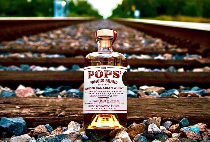 POPS' Famous Brand Whisky