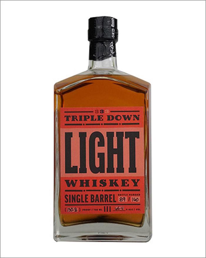 Triple Down Light Whiskey