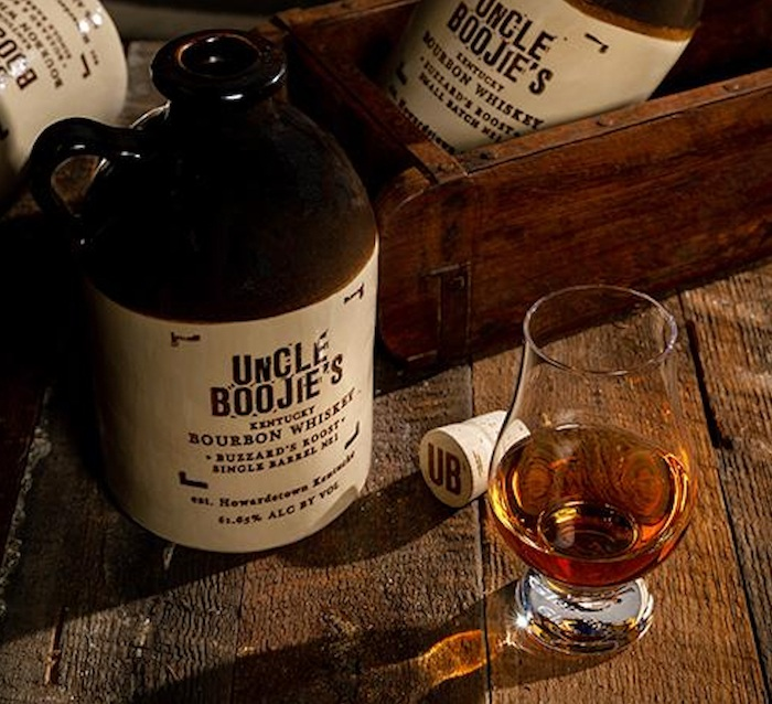 Uncle Boojie's Straight Bourbon Whiskey