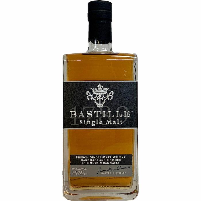 Bastille 1798 Single Malt (image via Bastille Whisky)