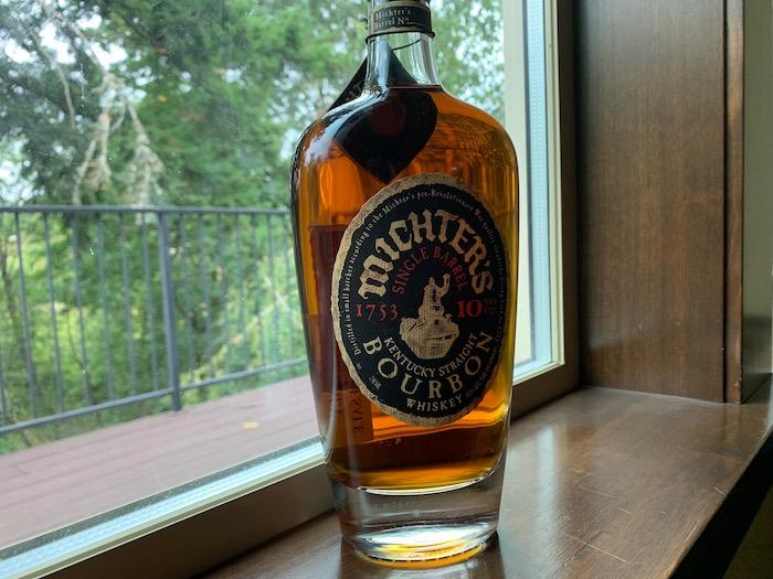 Michter's 10 Year Kentucky Straight Bourbon (image via Carin Moonin)