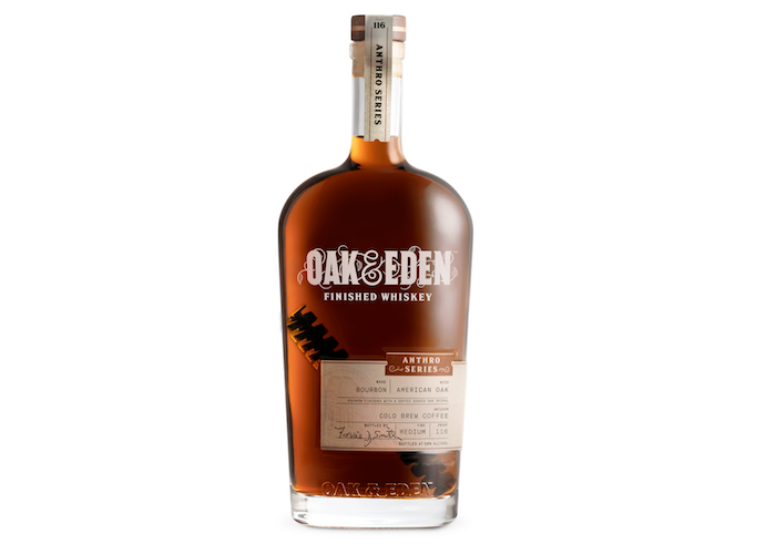 Oak & Eden Anthro Series Forrie J. Smith