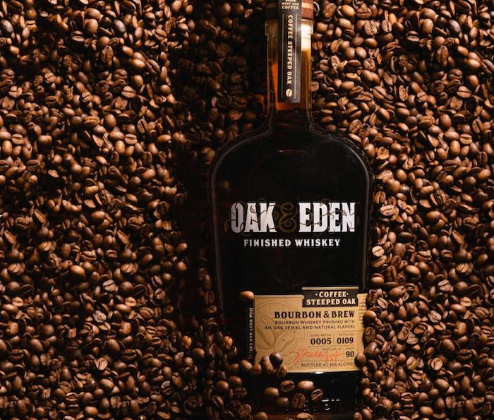 Oak & Eden Coffee Steeped Oak Bourbon & Brew