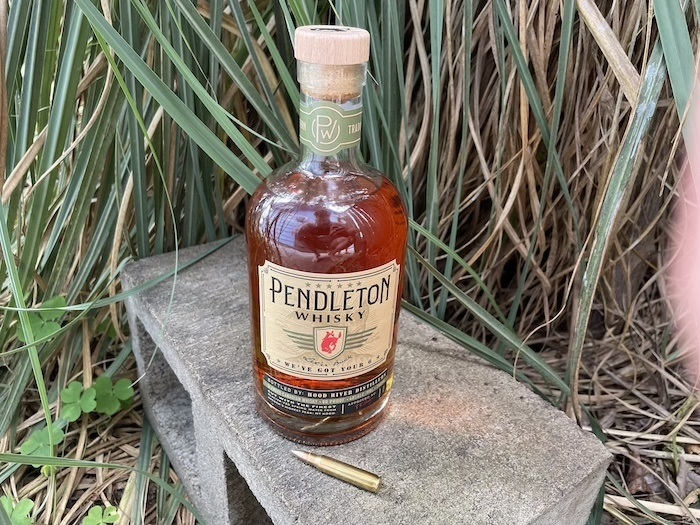 Pendleton Whisky 'We've Got Your Six'
