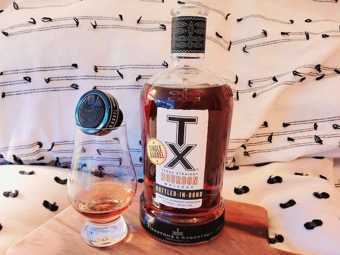 TX Whiskey Bottled-In-Bond (image via Courtney Kristjana)