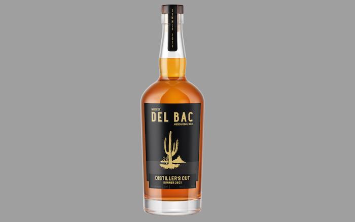 Whiskey Del Bac Distiller's Cut Summer 2021 (image via Whiskey Del Bac)