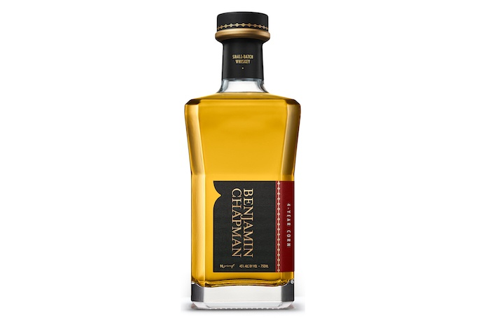 Benjamin Chapman 4-Year Corn Whiskey