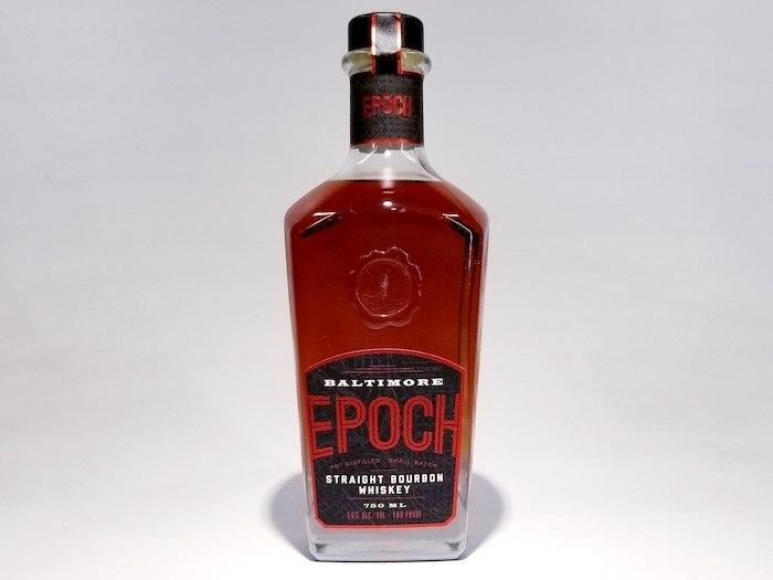 Epoch Straight Bourbon Whiskey