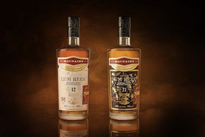 Lum Reek whisky