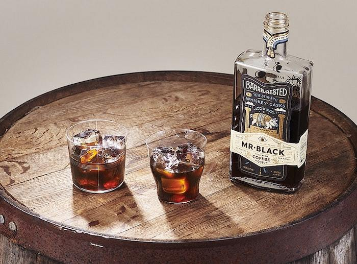 Mr Black x WhistlePig Barrel Aged Coffee Liquor