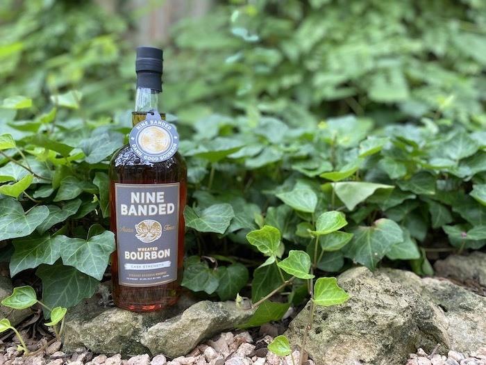 Nine Banded's Cask Strength Wheated Bourbon