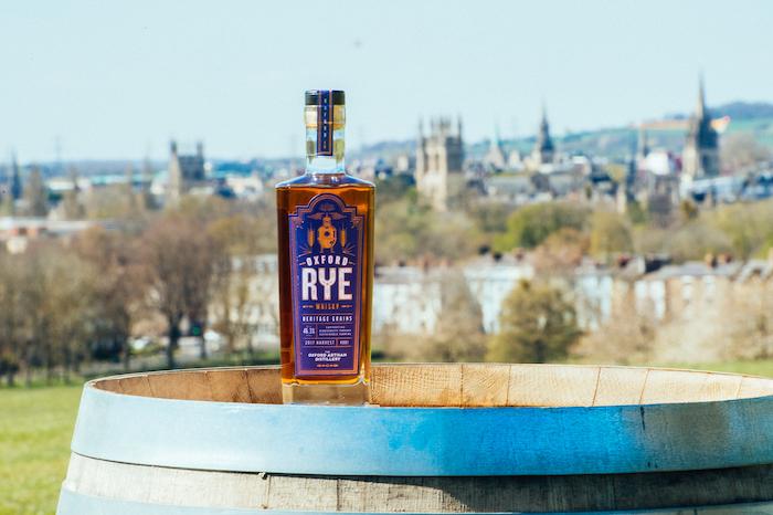 Oxford Rye Whisky Batch #2,