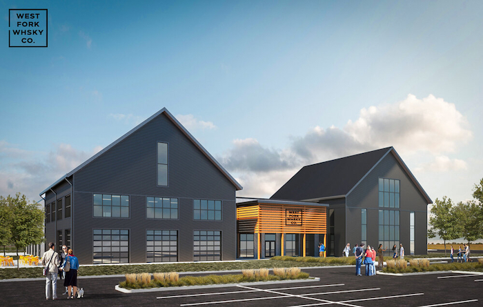 West Fork Whiskey Expansion