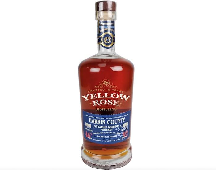Yellow Rose Harris County Bourbon