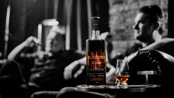 Blackened x Willett Straight Rye Whiskey Finished In Madeira Casks