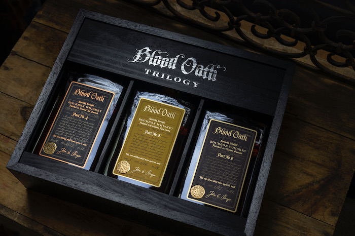 Blood Oath Trilogy – Second Edition