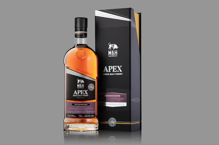 M&H Apex Fortified Red Wine Cask (image via M&H Distillery)
