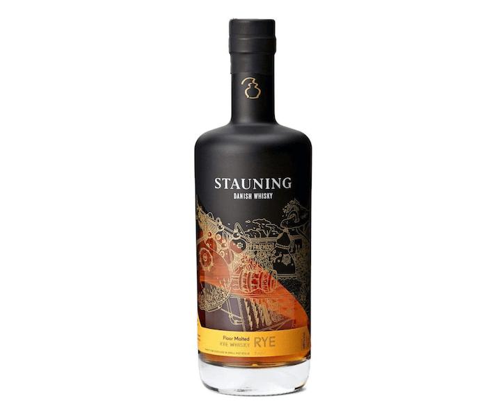 Stauning Rye Whisky (image via Stauning Whisky)