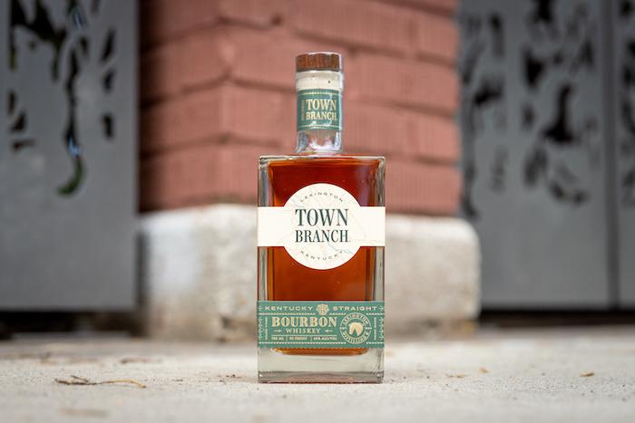 Town Branch Bourbon (image via Melissa Jones)