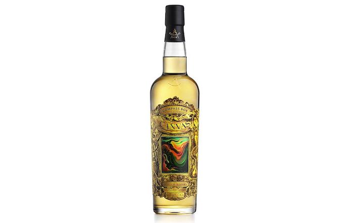 Canvas Blended Malt Scotch Whisky