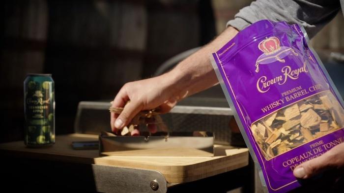 Crown Royal Whisky Barrel Chips