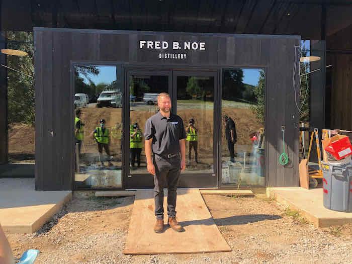 Freddie Noe Fred B. Noe Distillery