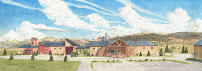 Grand Teton Distillery