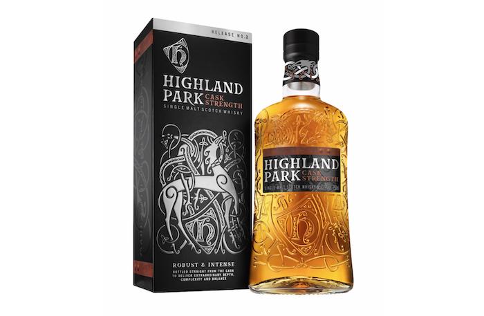 Highland Park Cask Strength Release No.2