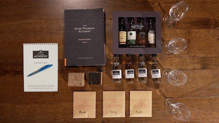 Virtual Irish Whiskey Academy