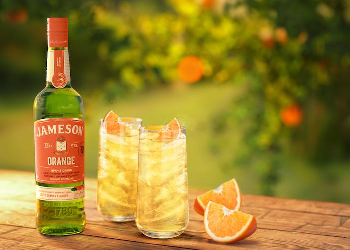 Jameson Orange