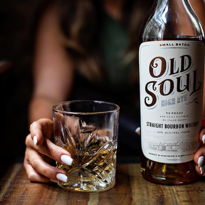 Old Soul Straight Bourbon Whiskey