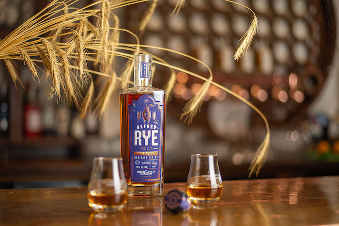 Oxford Rye Whisky Batch 3