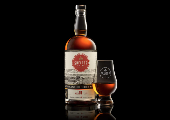 Shelter Point 10 Year Cask Strength Release