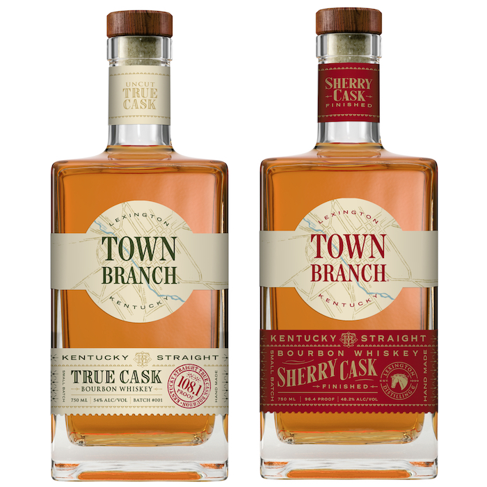 Town Branch bourbons