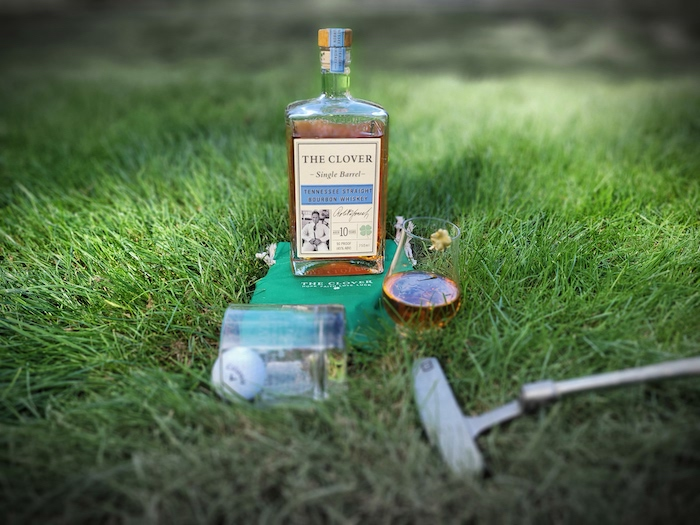 The Clover Single Barrel Tennessee Straight Bourbon Whiskey(image via Courtney Kristjana)