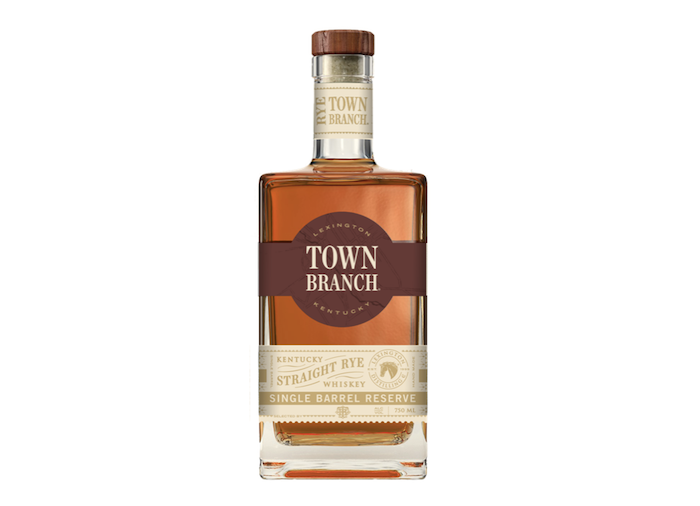 Town Branch Single Barrel Rye (image via Town Branch)