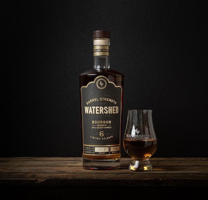 Watershed Barrel Strength Bourbon Batch 002