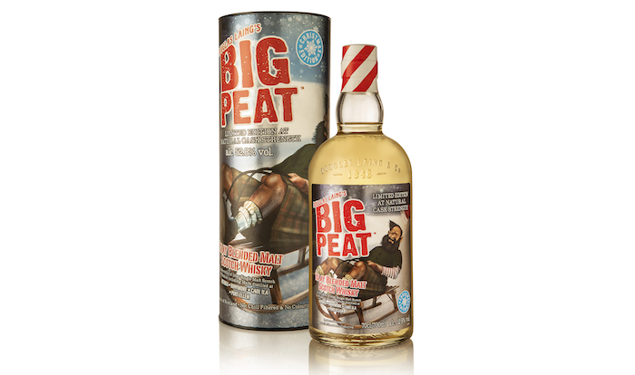 Big Peat's Christmas 2021 Cask Strength Limited Edition