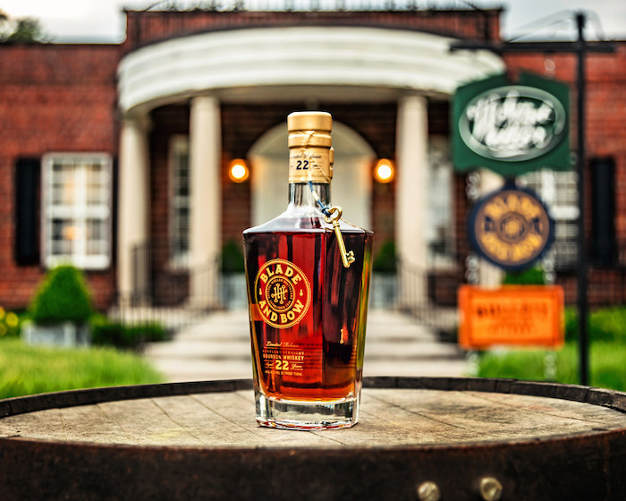 Blade and Bow 22-Year-Old Kentucky Straight Bourbon Whiskey