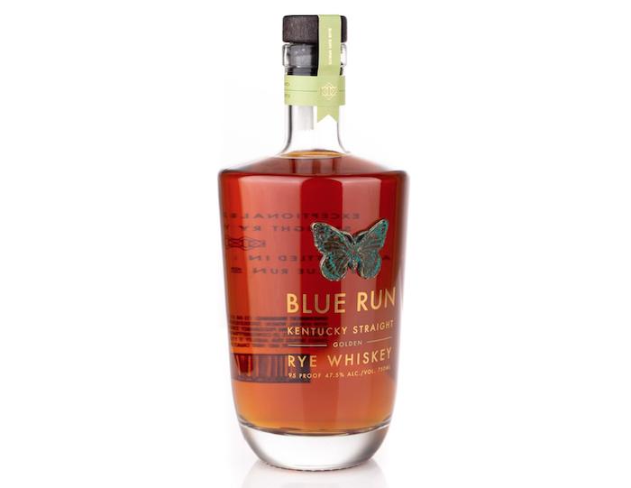 Blue Run Kentucky Straight Golden Rye Whiskey
