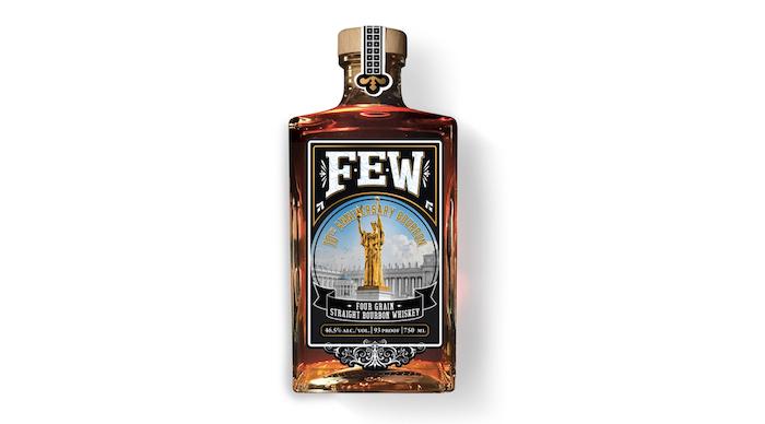 FEW 10th Anniversary Straight Bourbon Whiskey