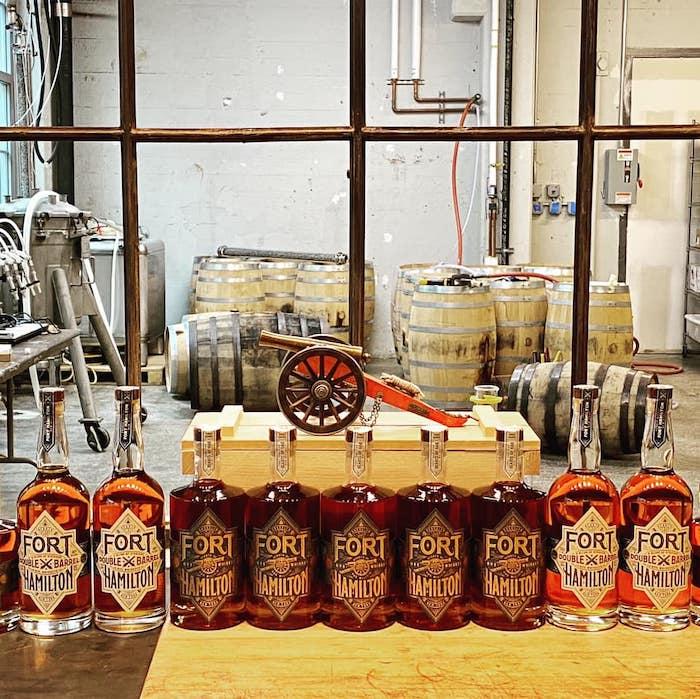 Fort Hamilton Distillery