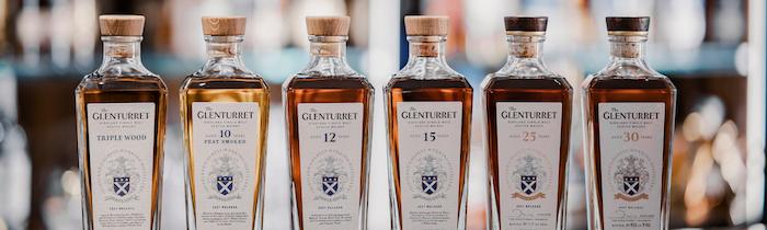 The Glenturret 2021 range