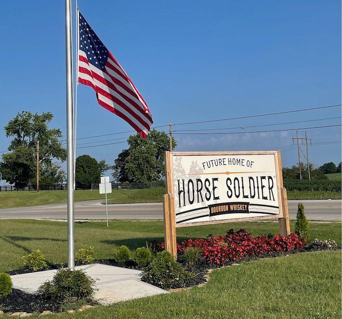 Horse Solider distillery