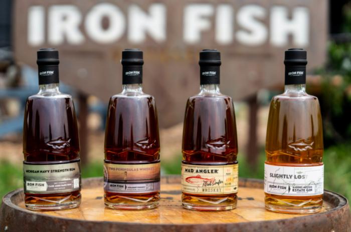 Ironfish Distillery Estate Series