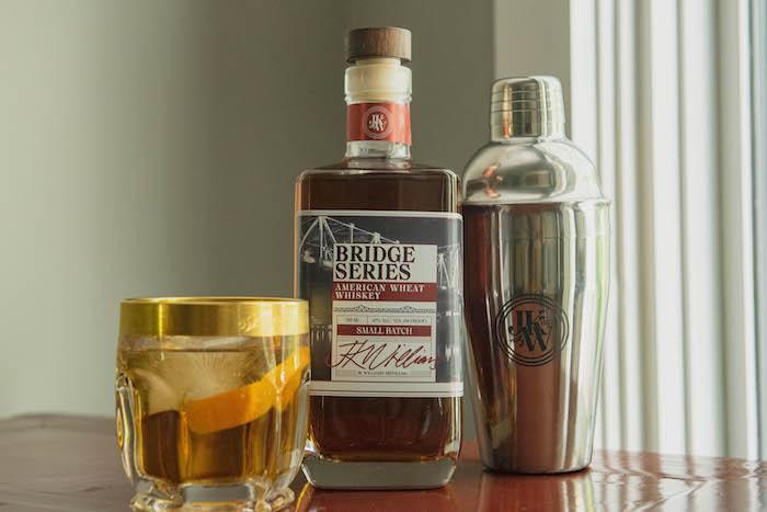 JK Williams The Bridge Series: American Wheat Whiskey