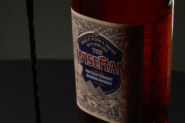 The Wiseman Bourbon