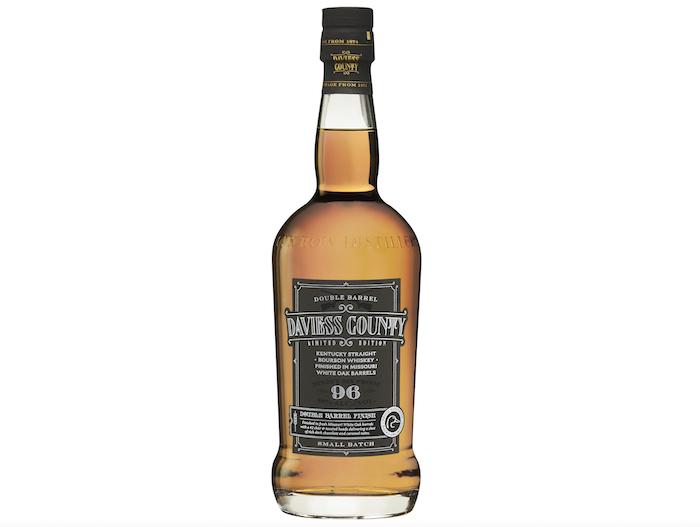 Daviess County Double Barrel Bourbon